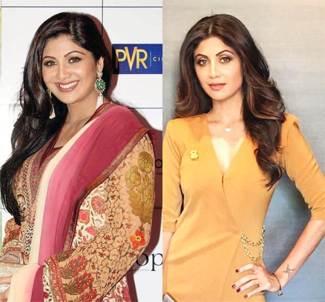 Shilpa Shetty lost 21 kgs post-pregnancy in 3 months. Here's how!