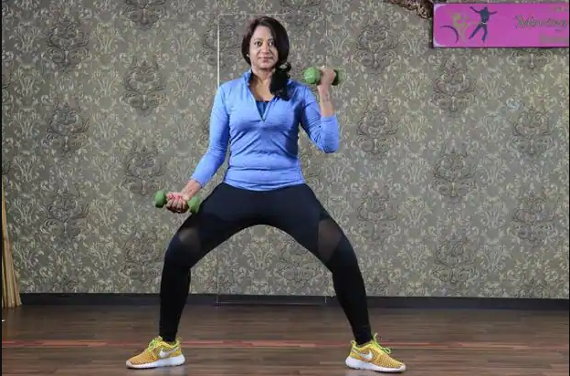 Exercises to help you fight the bulge
